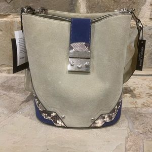 Made in italy python handbag